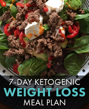 7 Day Keto Meal Plan for Weight Loss