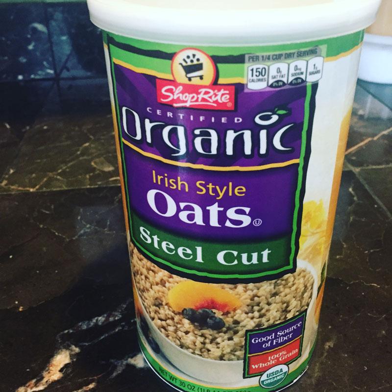 are steel cut oats on keto diet