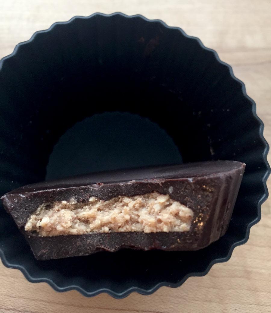 Almond Butter Coconut Fat Bomb